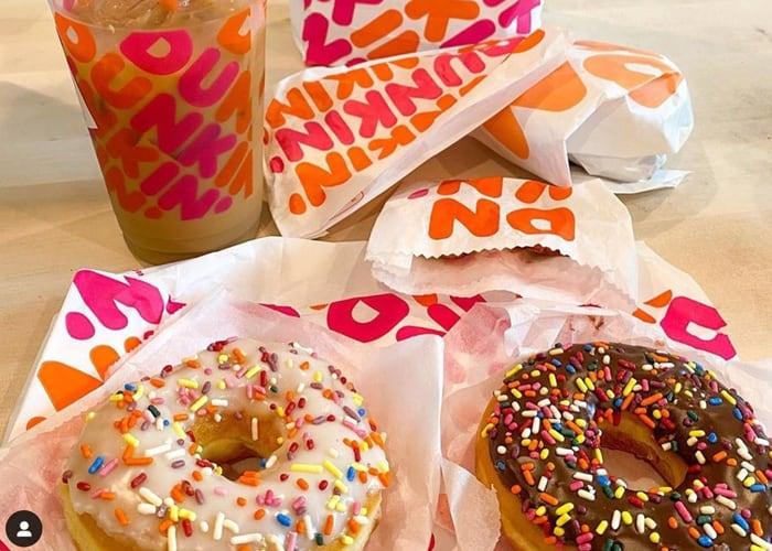 GSP Dunkin Donuts