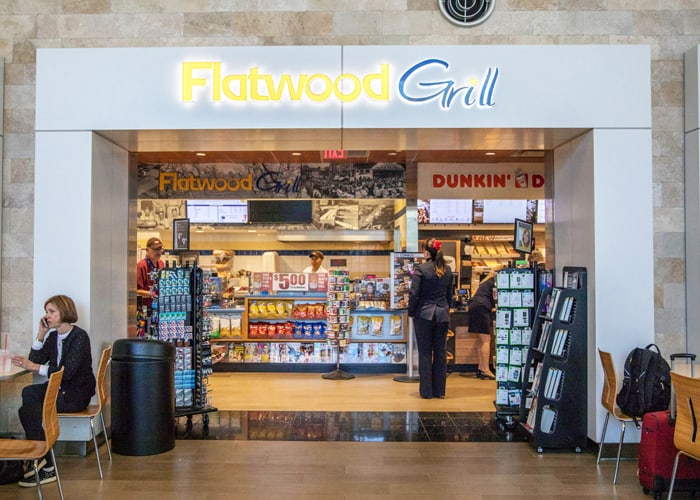 GSP Flatwood Grill